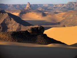 LIBYAN DESERTS