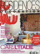 Residences Decoration<br>Milan