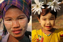 MYANMAR PORTRAITS