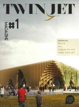 Twin Jet Magazine Milan