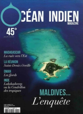Océan Indien Laccadive Islands