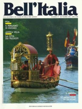 Bell'Italia<br>Brenta<br>historical regatta